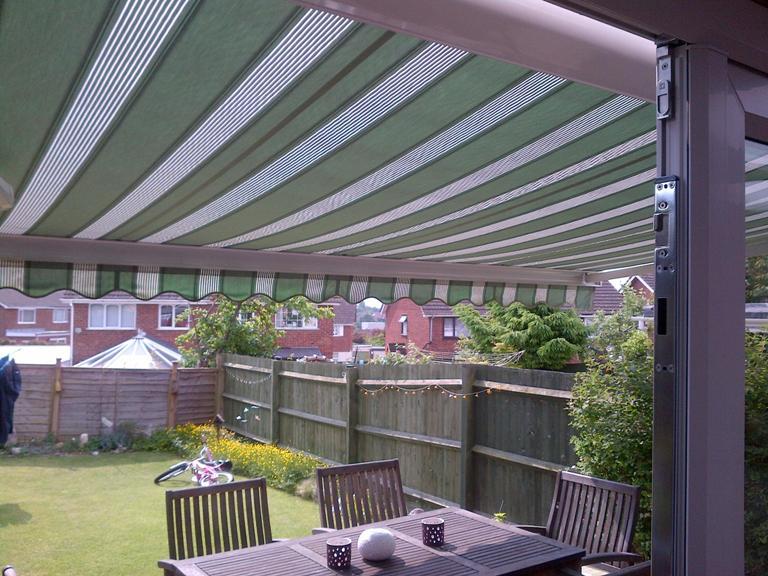 Northampton awnings