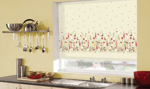 Country Kitchen Blinds