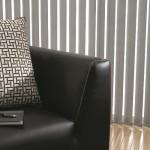 slate vertical office blinds